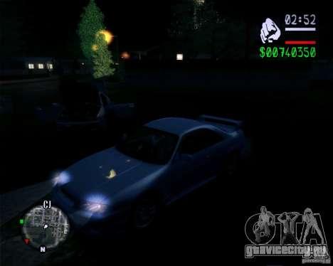 New Fonts 2011 для GTA San Andreas третий скриншот