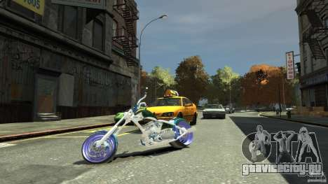 HellFire Chopper для GTA 4