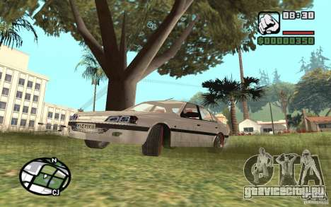 Peugeot 406 Persia для GTA San Andreas