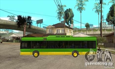 Solaris Urbino 11 для GTA San Andreas вид слева