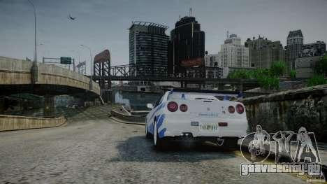 TRIColore ENBSeries By batter для GTA 4 третий скриншот