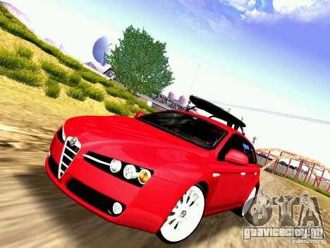 Alfa Romeo 159 Sportwagon для GTA San Andreas