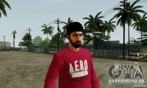 Скин на замену Bmyst для GTA San Andreas