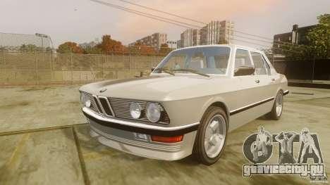 BMW 5-Series E28 для GTA 4