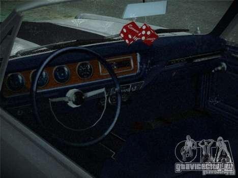 Pontiac GTO 1965 для GTA San Andreas вид сбоку