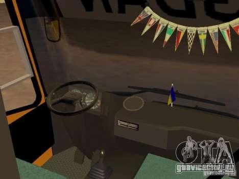 БОГДАН  A 09202 для GTA San Andreas вид справа