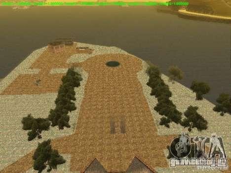 Статуя Свободы 2013 для GTA San Andreas двенадцатый скриншот