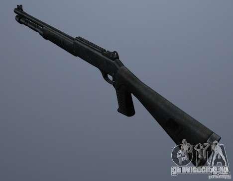 XM1014 для GTA San Andreas