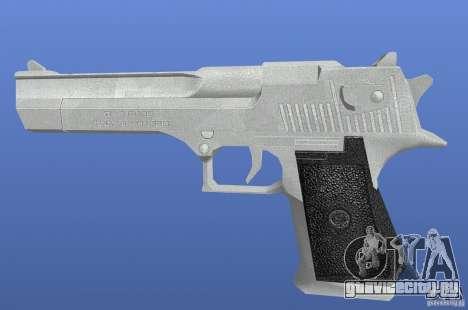 Silver Deagle для GTA 4