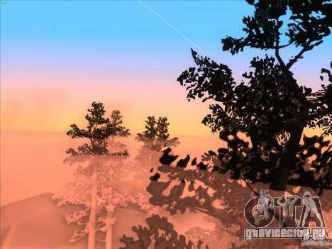SGR ENB Settings для GTA San Andreas третий скриншот