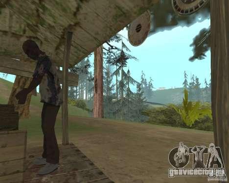 В гости к бабушке для GTA San Andreas третий скриншот