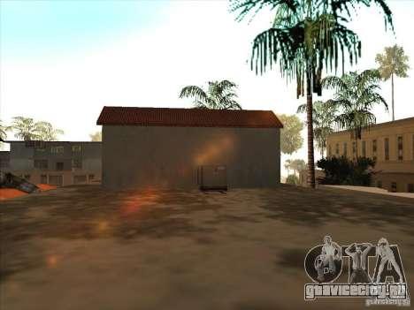 Карта для паркура и площадка bmx для GTA San Andreas четвёртый скриншот