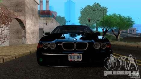ENBSeries by Allen123 для GTA San Andreas третий скриншот