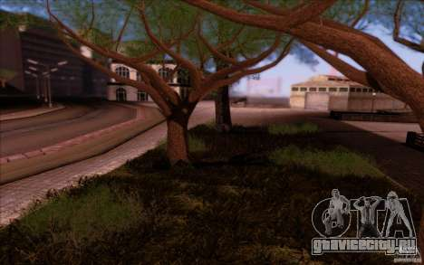 Behind Space Of Realities 2013 для GTA San Andreas седьмой скриншот