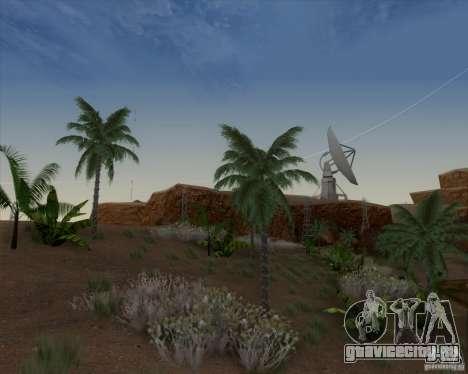 HQ Country N2 Desert для GTA San Andreas второй скриншот