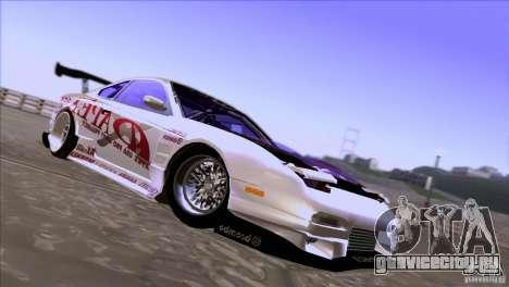 Nissan 150SX Drift для GTA San Andreas вид сбоку