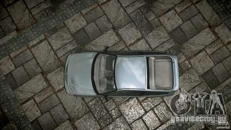 Honda CRX 1991 для GTA 4 вид справа