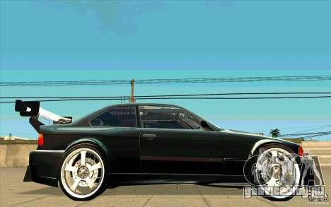 NFS:MW Wheel Pack для GTA San Andreas восьмой скриншот