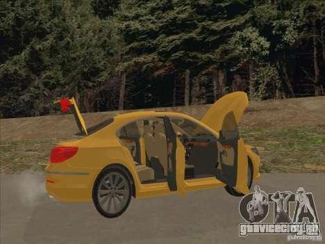 Volkswagen Passat CC для GTA San Andreas салон