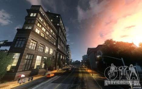 Меню и экраны загрузки Liberty City в GTA 4 для GTA San Andreas пятый скриншот