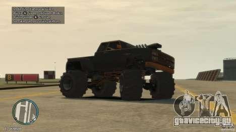 Bobcat megatruck 1.0 для GTA 4