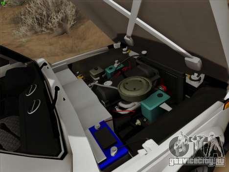 ВАЗ 2121 Нива для GTA San Andreas вид сбоку