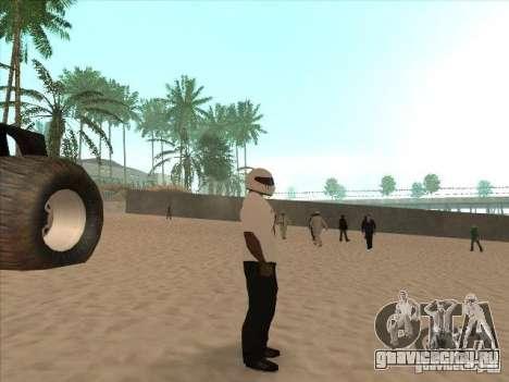 Футболка с изображением Майкла Джексона для GTA San Andreas третий скриншот