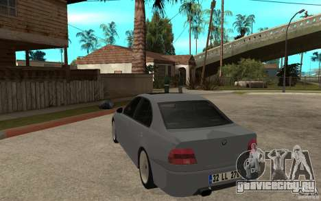 BMW 523i CebeL Tuning для GTA San Andreas