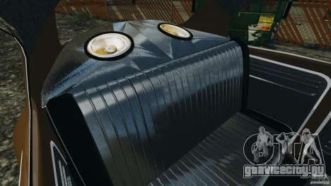 Volkswagen Fusca Gran Luxo v2.0 для GTA 4 вид сбоку
