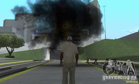New Effects для GTA San Andreas второй скриншот