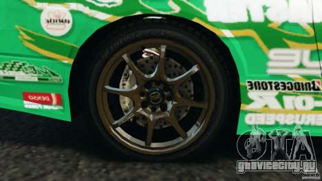 Nissan Silvia KeiOffice для GTA 4 вид сбоку