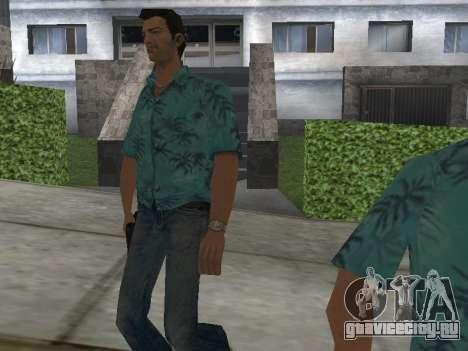 Новые скины Grove Street для GTA San Andreas второй скриншот