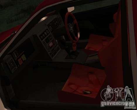 Ford RS 200 для GTA San Andreas вид сбоку