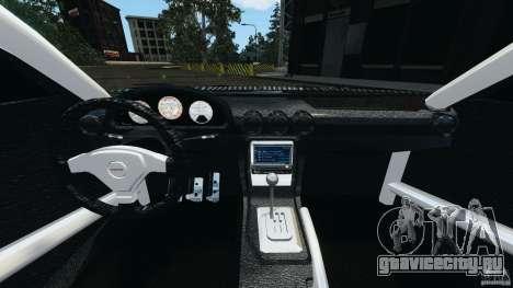 Nissan Silvia KeiOffice для GTA 4 вид сзади