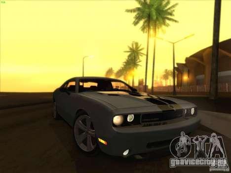 SGR ENB Settings для GTA San Andreas четвёртый скриншот
