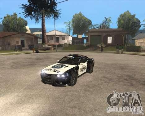 Police NFS UC для GTA San Andreas