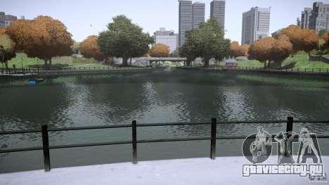 Mid ENBSeries By batter для GTA 4 салон