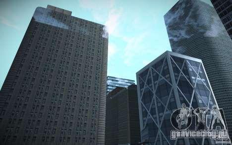 HD Небоскребы для GTA San Andreas четвёртый скриншот