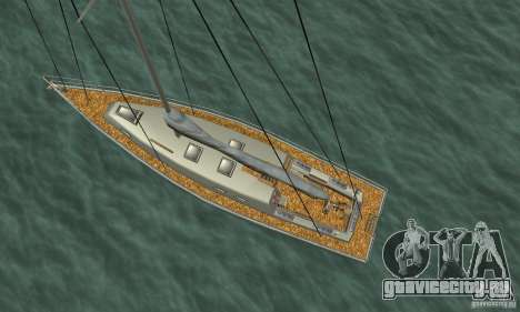 Marquis HD для GTA San Andreas вид справа