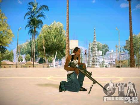 HD пак оружия для GTA San Andreas девятый скриншот