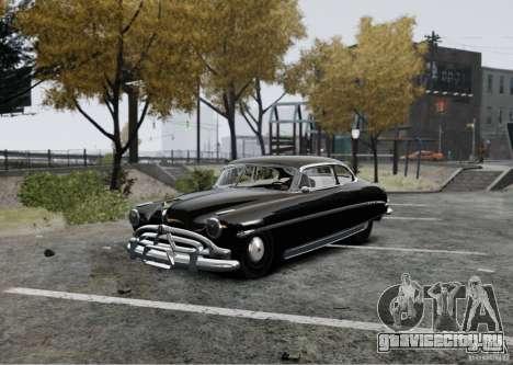 Hudson Hornet Club Coupe для GTA 4