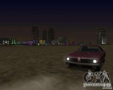 Новые текстуры VC для GTA UNITED для GTA San Andreas