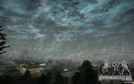 Timecyc для GTA San Andreas второй скриншот