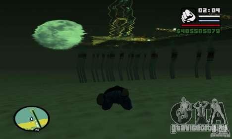 ENBSeries 0.075 (только вода) для GTA San Andreas восьмой скриншот