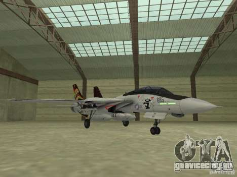 F-14 для GTA San Andreas