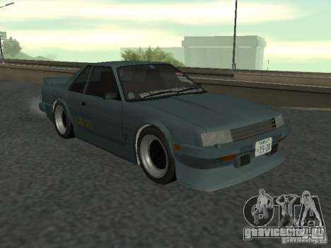 Nissan Skyline RS R30 для GTA San Andreas вид справа