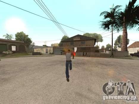Awesome .IFP V3 для GTA San Andreas пятый скриншот