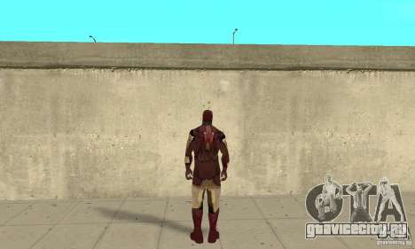 Ironman Mod для GTA San Andreas третий скриншот
