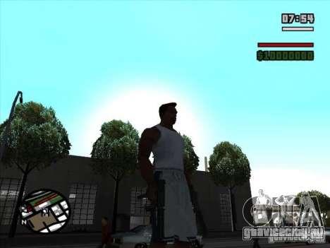 TMP для GTA San Andreas второй скриншот