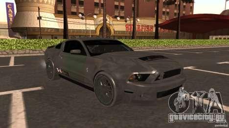 Shelby Mustang 1000 для GTA San Andreas